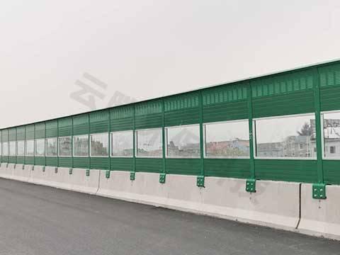 高速公路声屏障施工注意事项